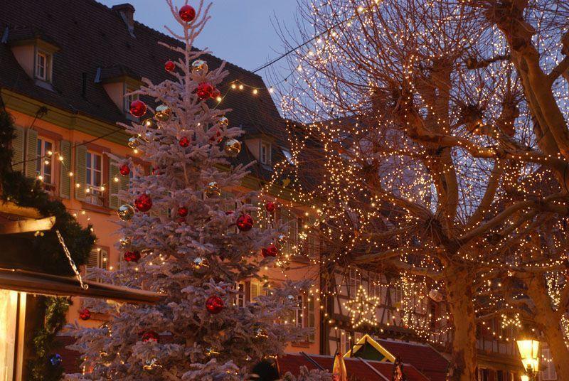 Mercadillo de Navidad de Colmar