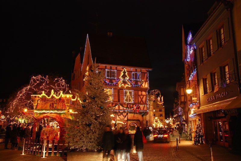 Navidad en Colmar