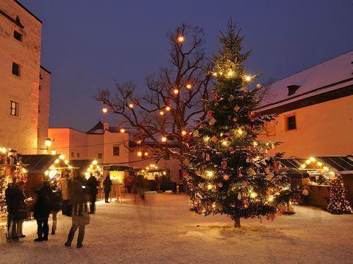 Mercado de Navidad de Hohensalzburg