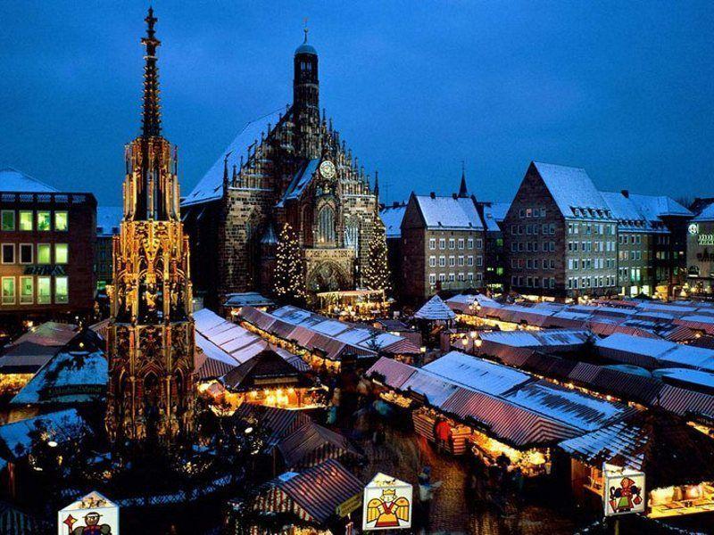 Mercado de Navidad de Nuremberg