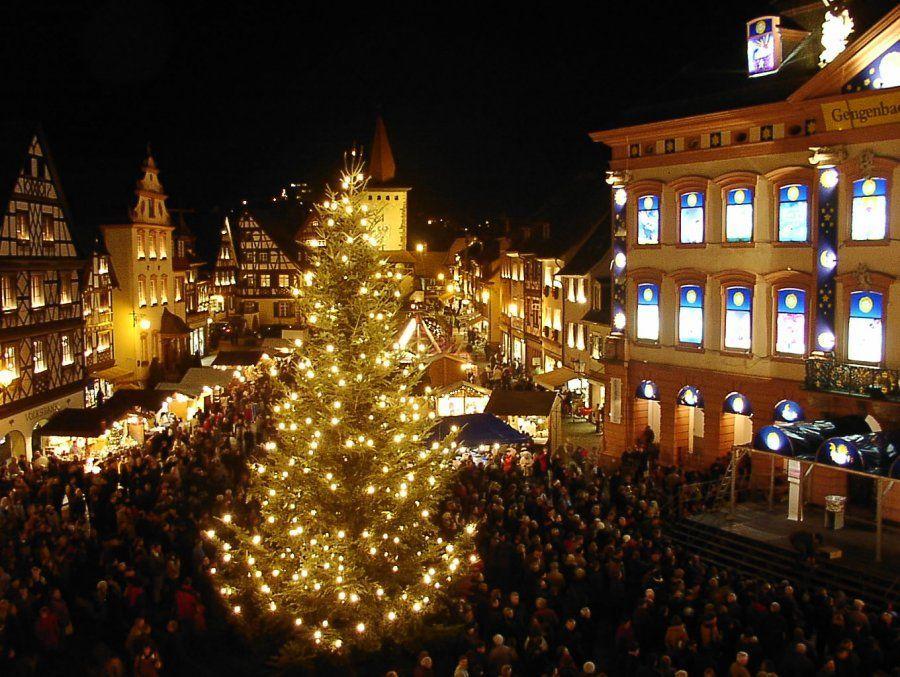 Mercado de Navidad de Gengenbach