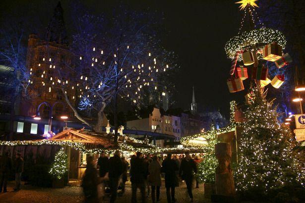 Mercado de Navidad del Casco Antiguo de Colonia