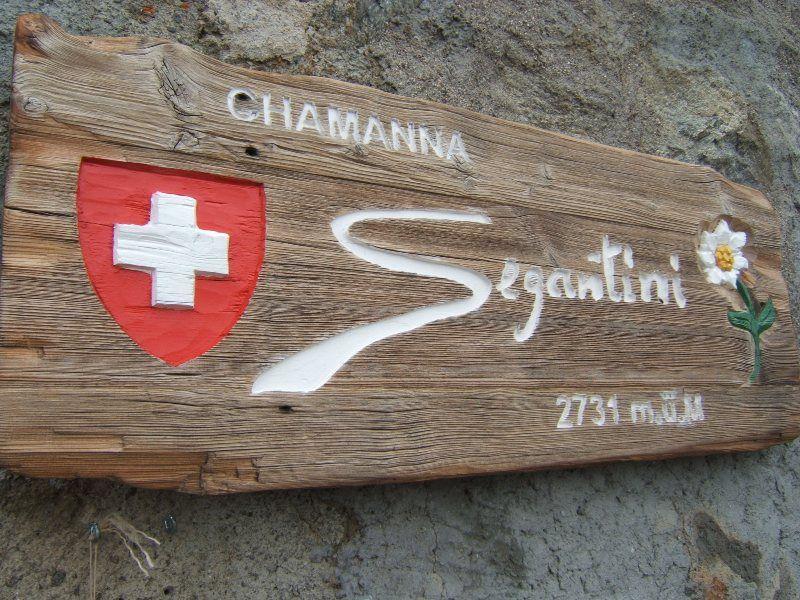 Cabaña Segantini