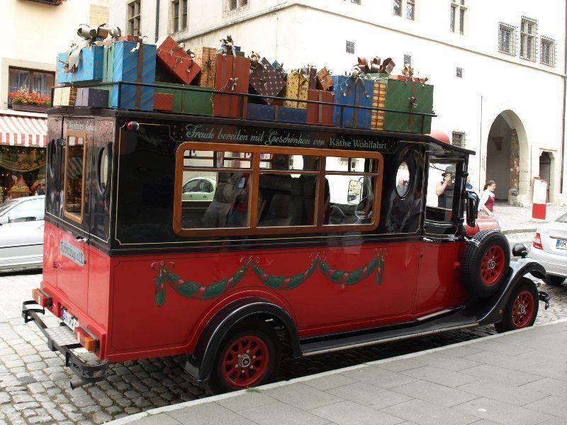 Navidad en Rothenburg