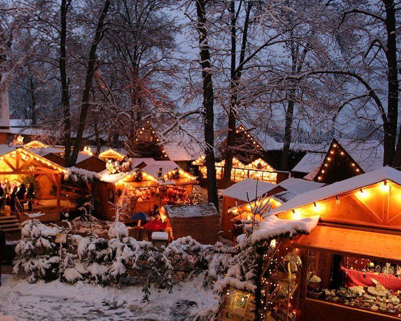 Mercadillo de Navidad de Dinkelsbühl