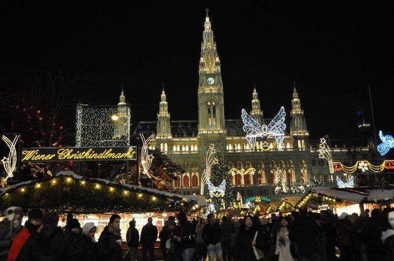 Mercado de Navidad de Viena