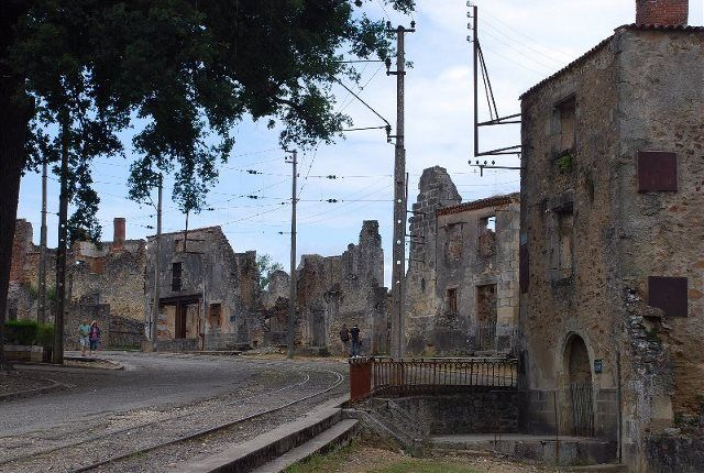 Oradour sur Glane: El recuerdo del horror nazi