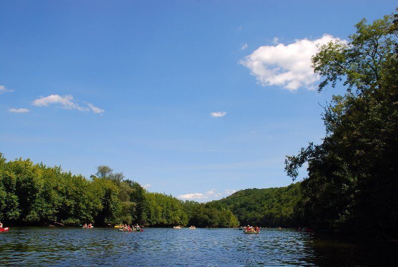 Kayak Dordogne