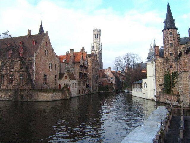 Fin de Semana en Flandes y Bruselas