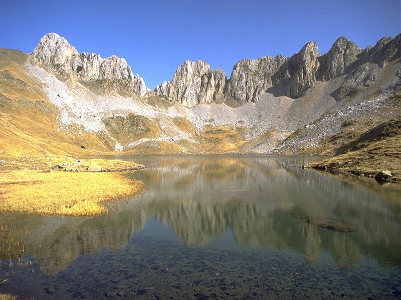 Lago de Acherito