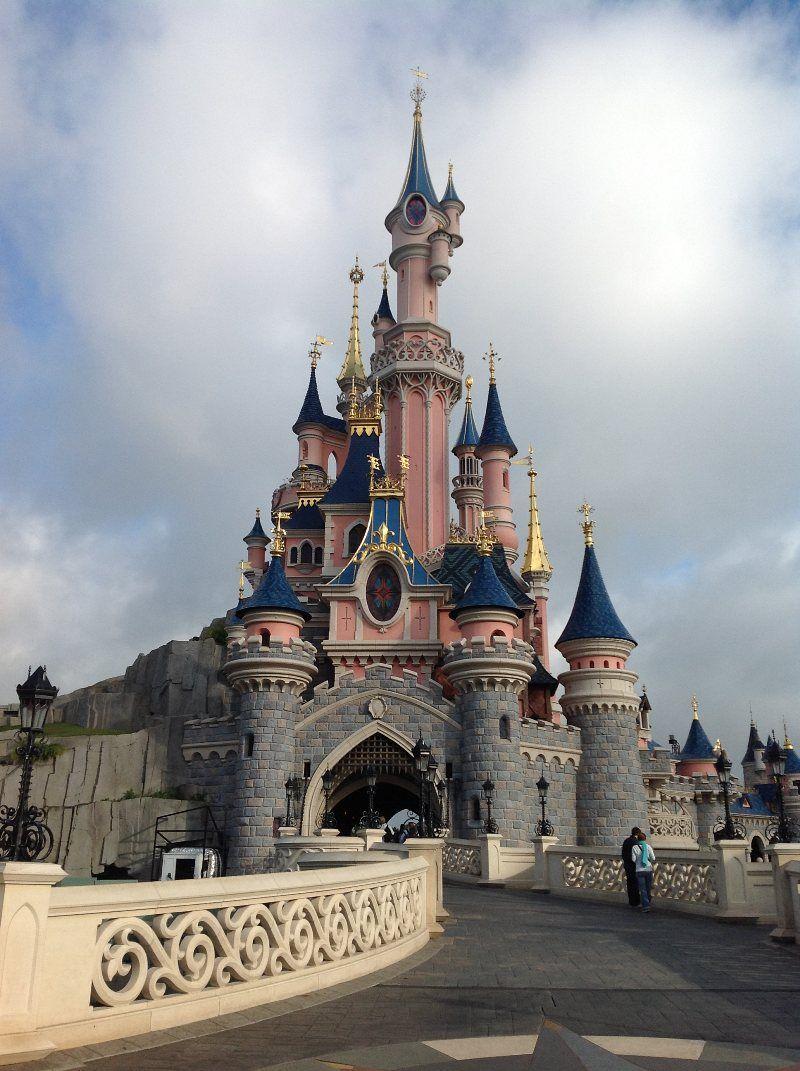 Castillo de la Bella Durmiente