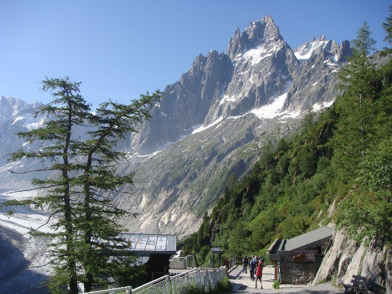 Agujas de Chamonix