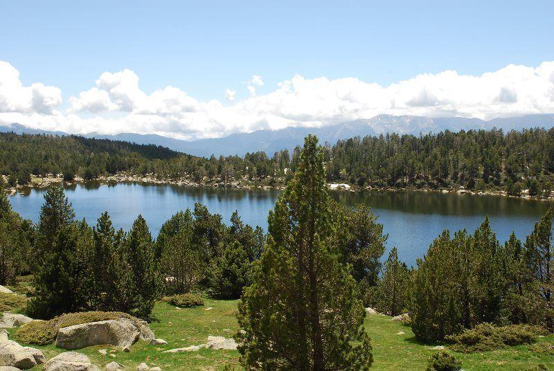 Lago de Malniu