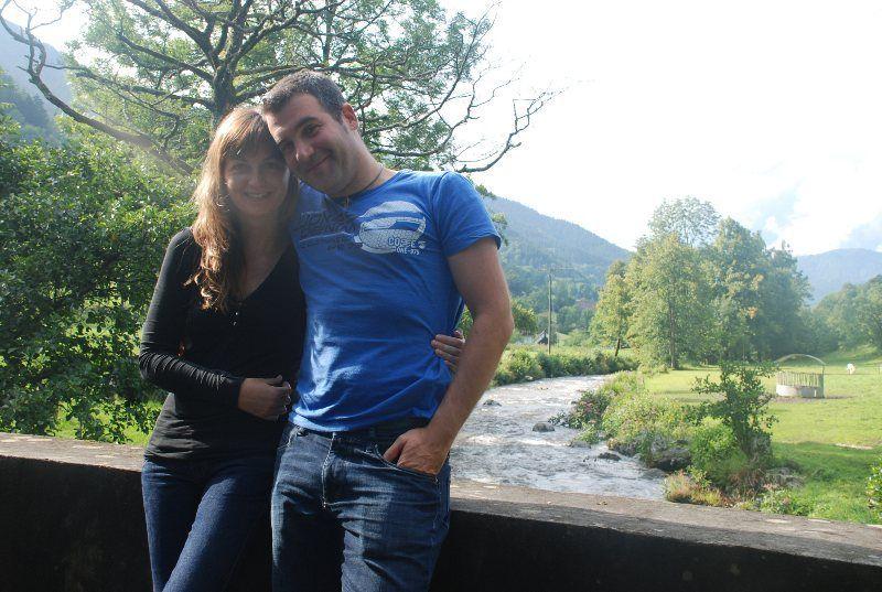En la Selva Negra en 2011