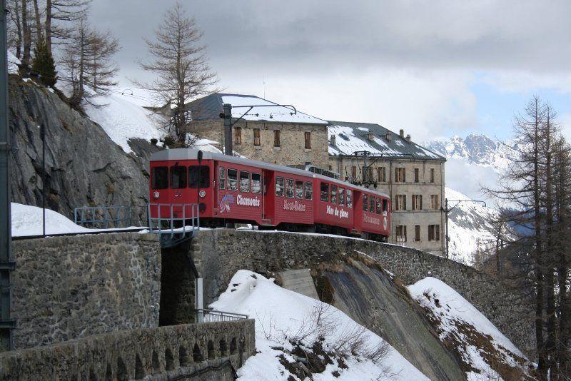 Tren de Montenvers
