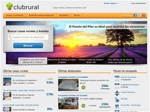 Web de clubural