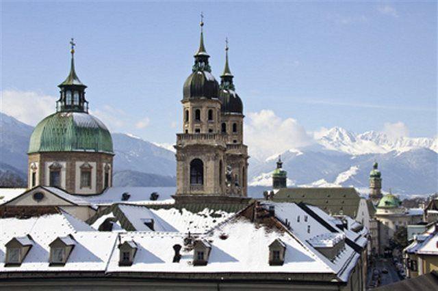 Cómo llegar a Innsbruck