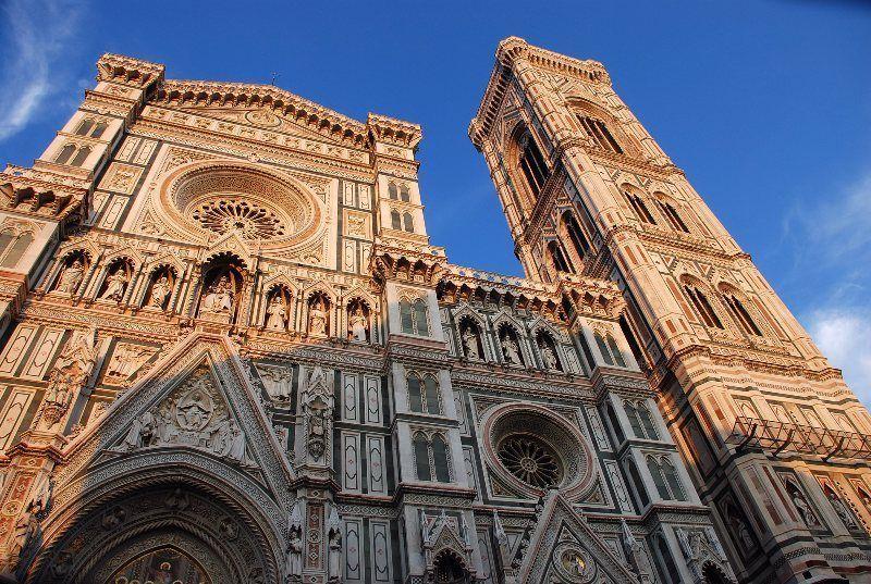 Duomo y Campanille de Florencia