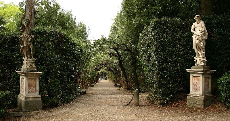Jardines del Boboli