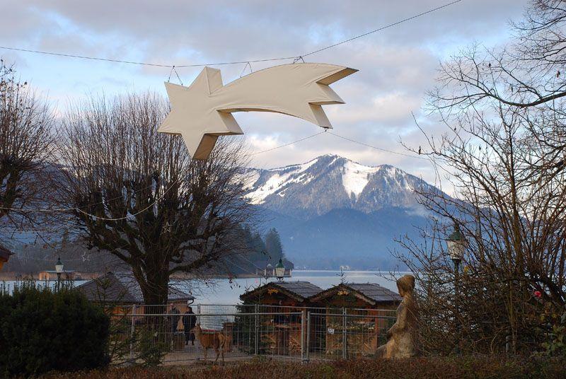 Mercadillo de Navidad del Lago St. Wolfgang