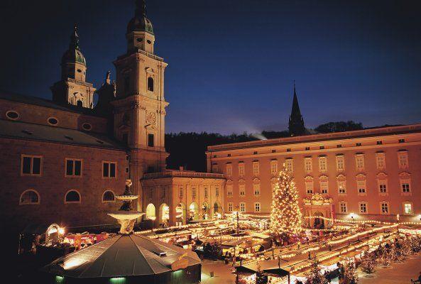 Mercadillo de Navidad de Salzburg