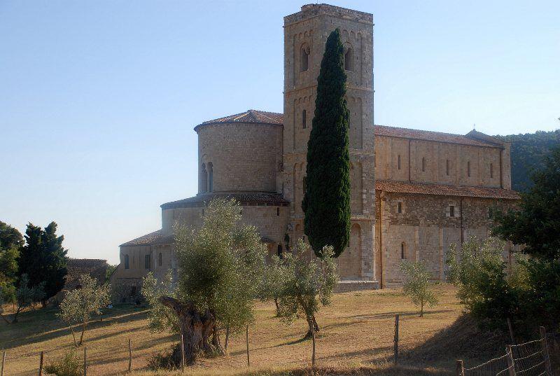 Abadía de San Antimo