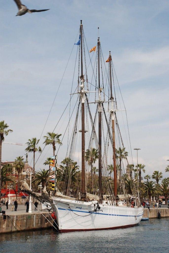Barco del Museo Marítimo