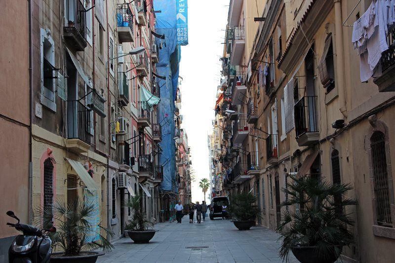Barrio de la Barceloneta