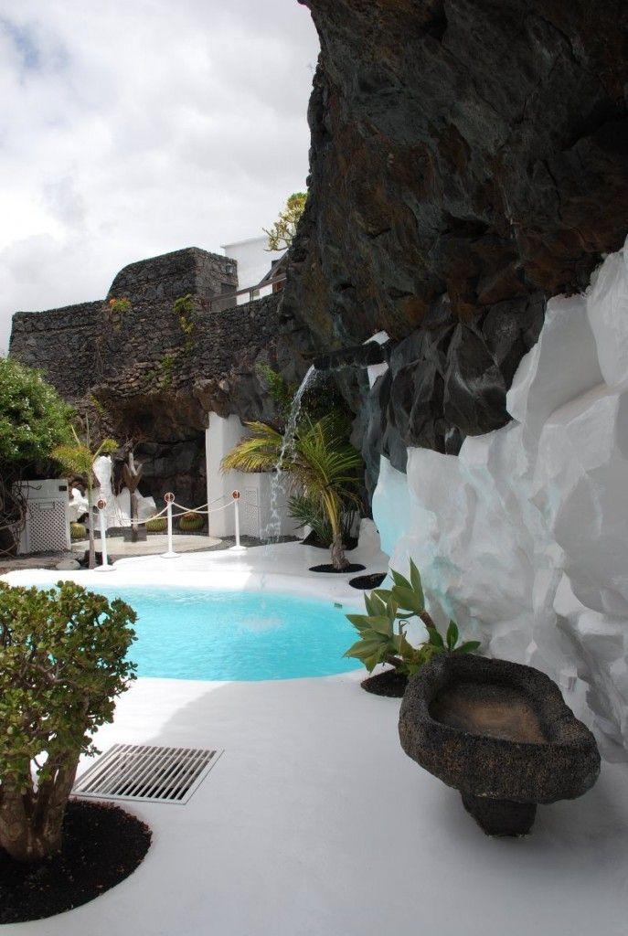 Casa de César Manrique en Tahíche