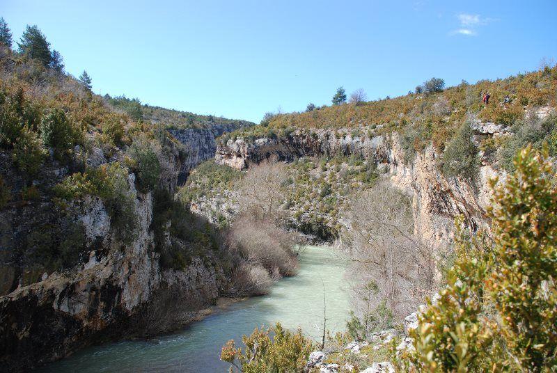 Cañón del Río Vero