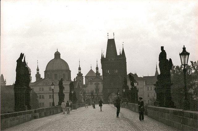 Guía de visita a Praga