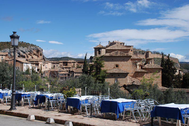 Restaurantes en Alquézar