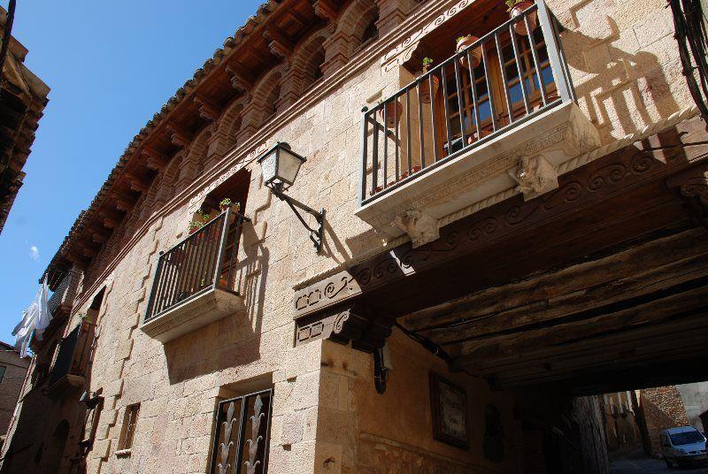 Callejas medievales en Alquézar