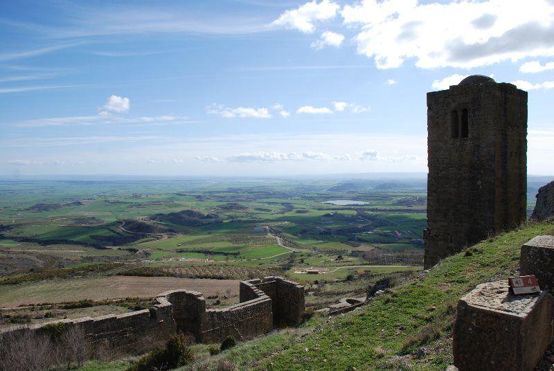 La torre vigía de la comarca