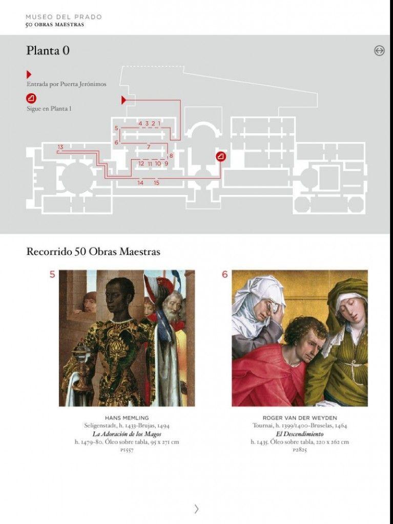 APP oficial Museo del Prado