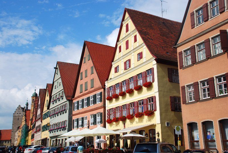 Deutsches Haus de Dinkelsbühl