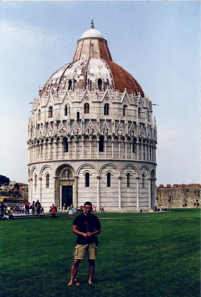 Battistero de Pisa