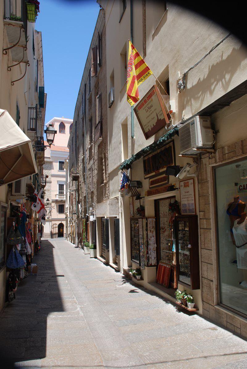 Calles de l'Alguer