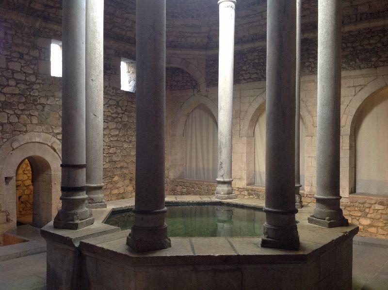 Baños arabes de Girona