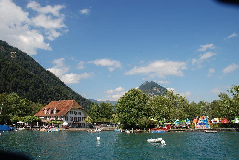 Lago de Thun