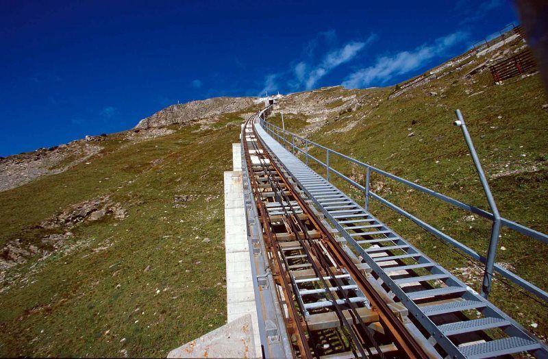 La escalera más larga del mundo