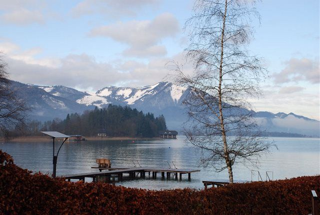 Cómo llegar a Lago  St. Wolfgang