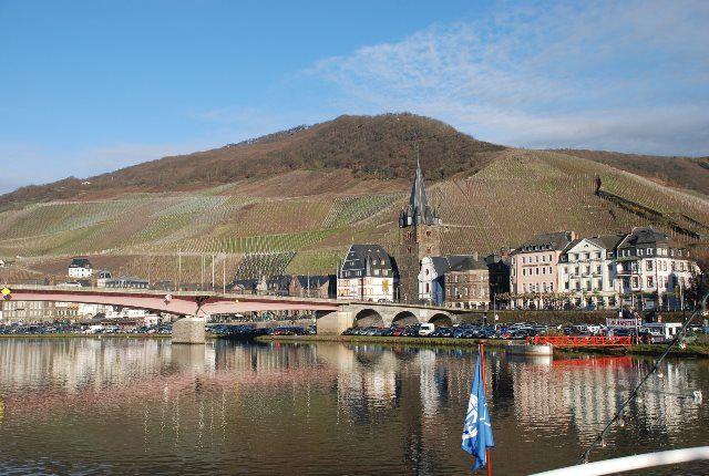 Cómo llegar a Bernkastel-Kues