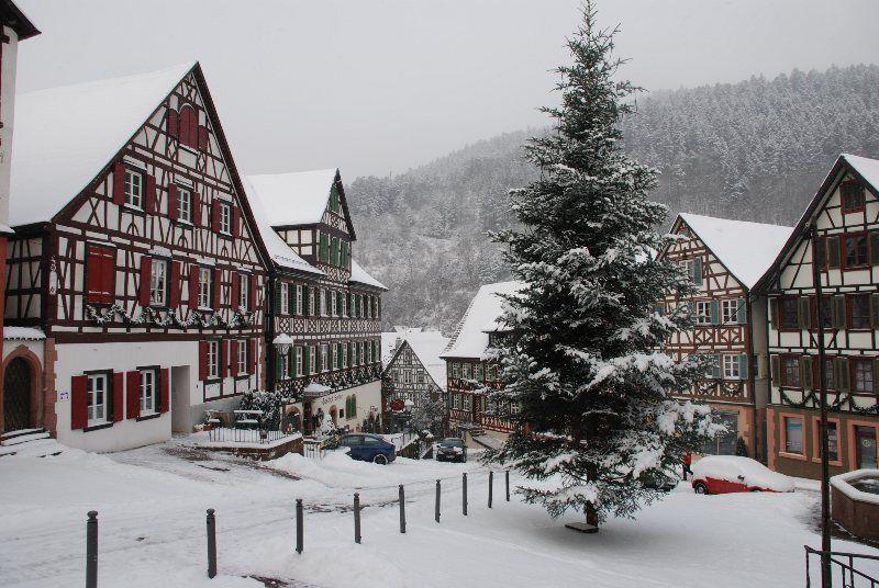 Plaza del Mercado de Schiltach