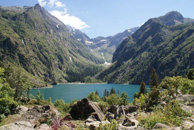 Lago de Lauvitel