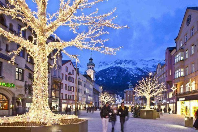 Mercado de Navidad de Innsbruck