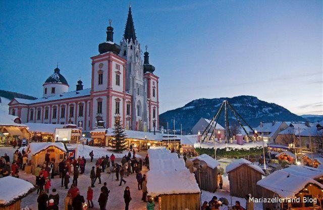 Mercado de Navidad de Mariazell
