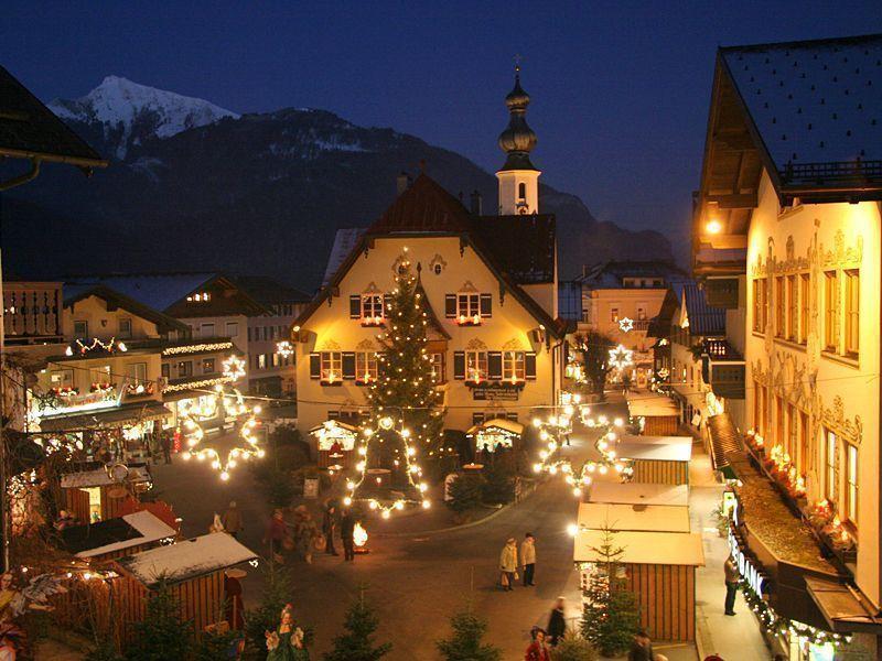 Mercado de Navidad de Lago St.Wolfgang