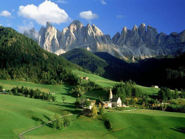 Valle de Funes