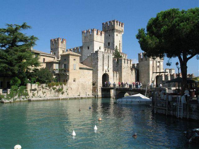 Sirmione. Lago de Garda